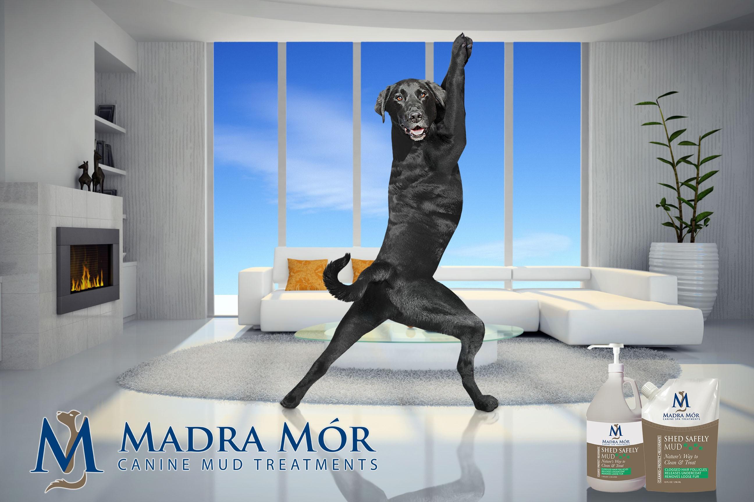 madra mor mud treatment